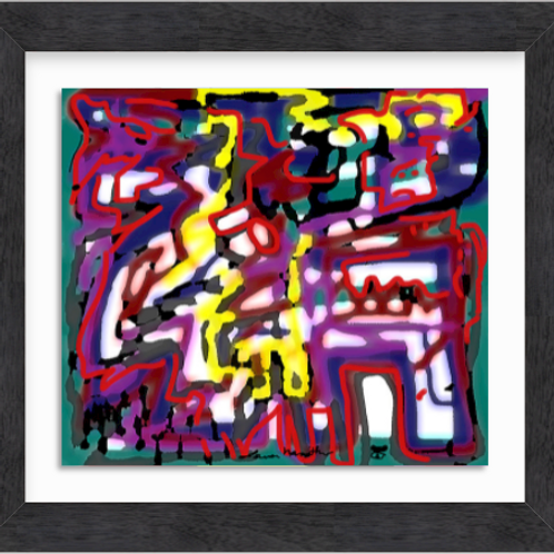 Abstract Play Land (c) 2020