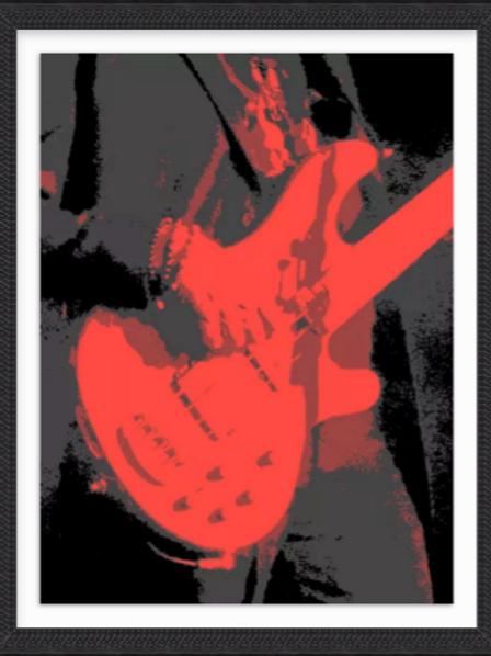 Power Rocker - Red