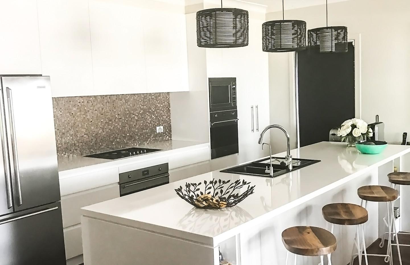 Contempoeary kitchen