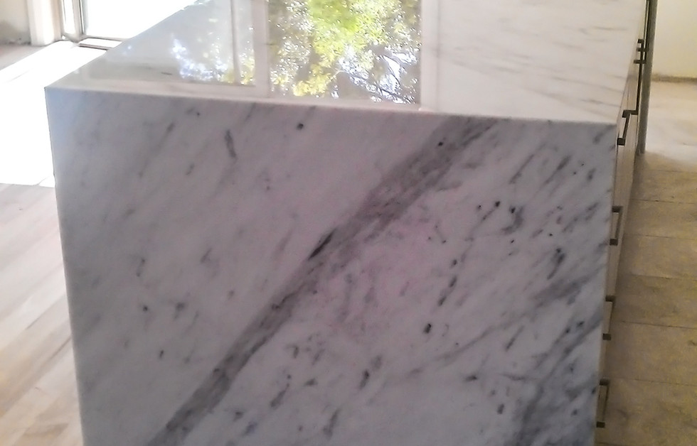 Benchtop Reflection