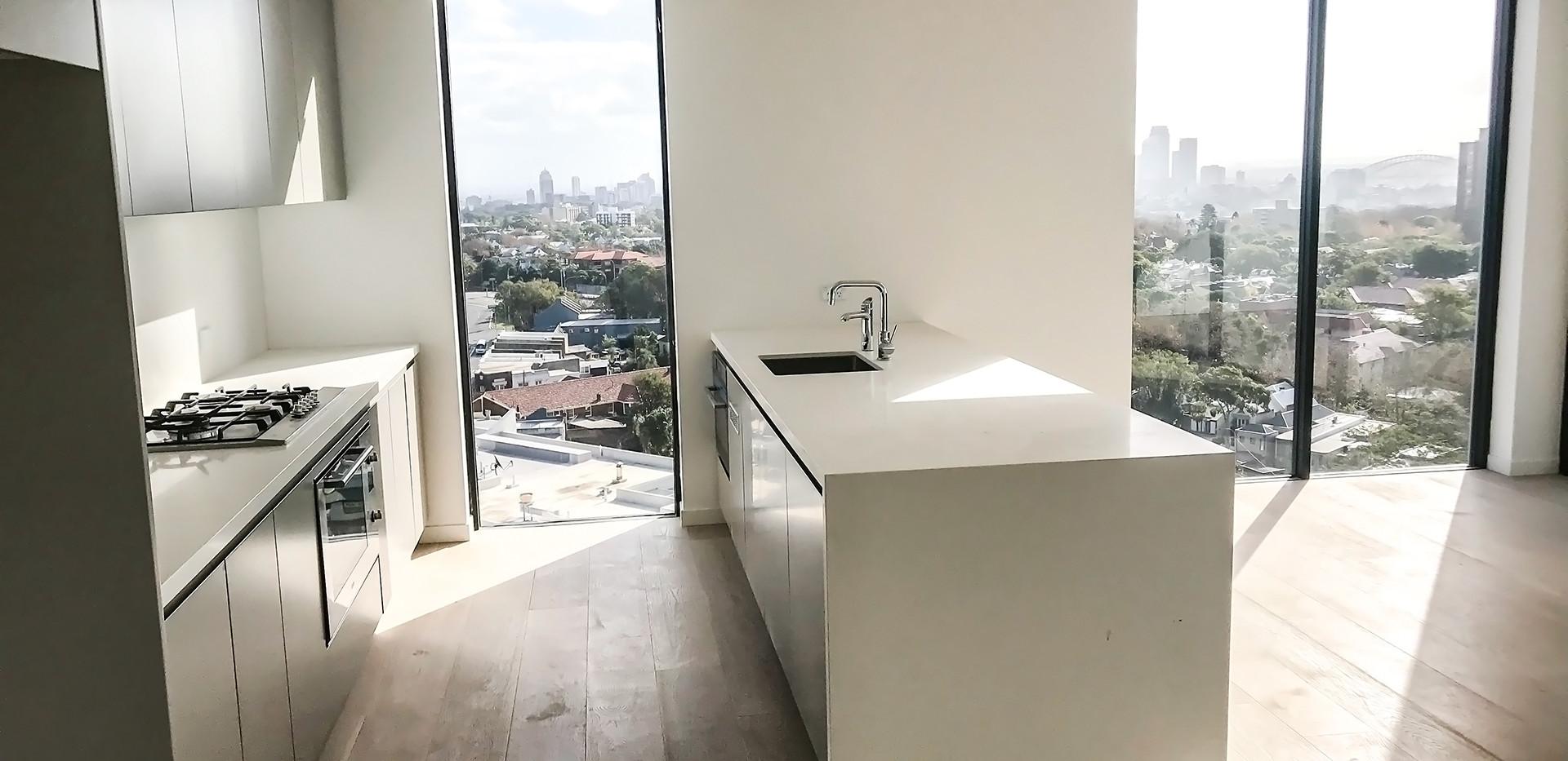 Luxury Contemporary Kitchen