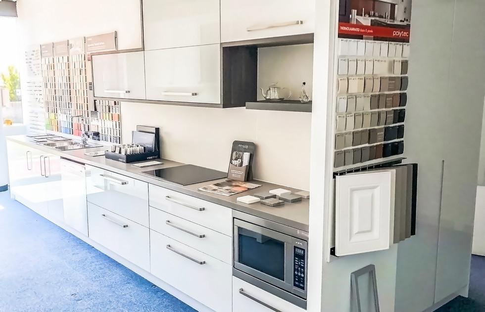 Swan Kitchens Showroom