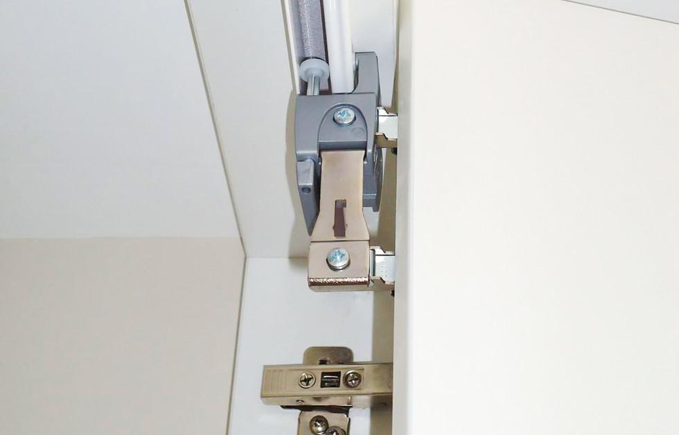 Bidoor mechanism