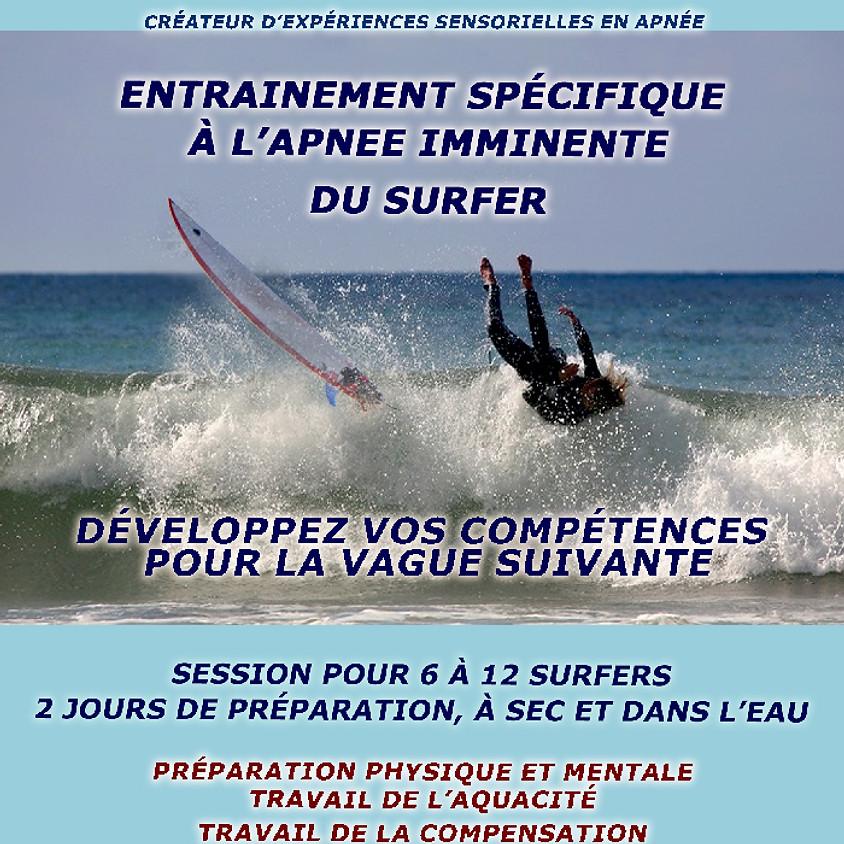 Marseille : Initiation apnée pour surfers - 9 août 18h15