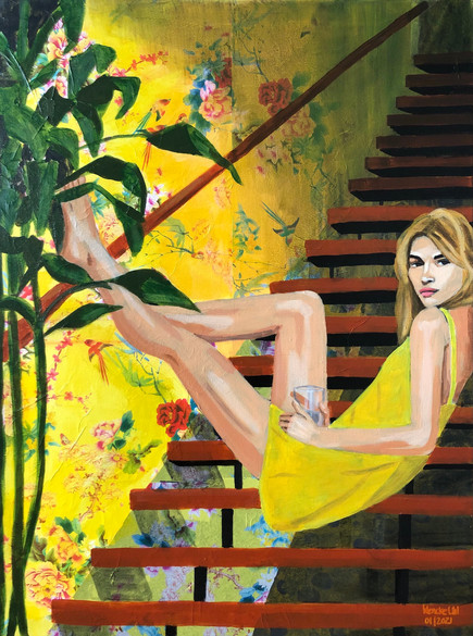 The Yellow Stairway
