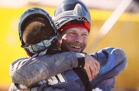 Sebban vinner Europacuopen 2013 med Fran