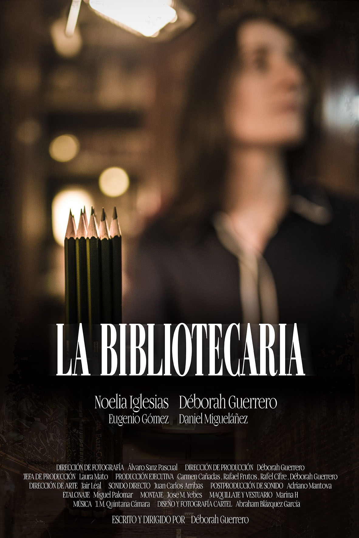 La bibliotecaria