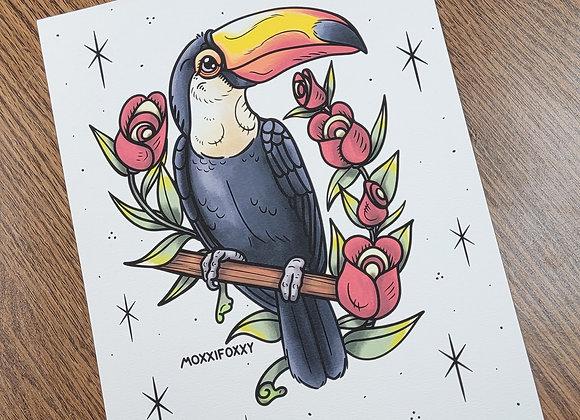 Toucan 2020 Giclée Print