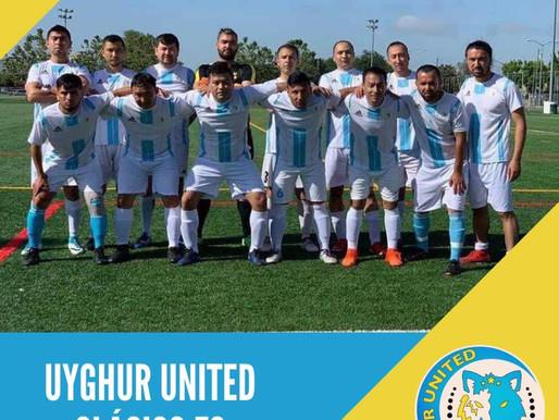 Uyghur United Clasico