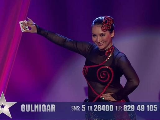 Gulnigar Naman: Professional Acrobat & Teacher