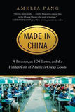 Made in China: A Prisoner, an SOS Letter, and the Hidden Cost of America's Cheap Goods (Author)