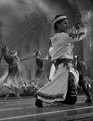 old fashion dance