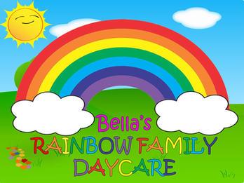 Bella's Rainbow Family Daycare