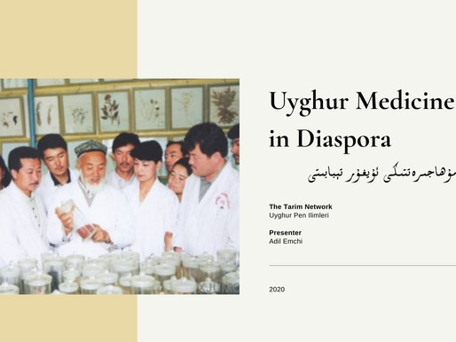 Uyghur Medicine in Diaspora