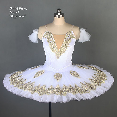 "Ballet Blanc`s Tutu Collection Model ""Bayadere"""