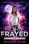 Fury Frayed - Melissa Haag