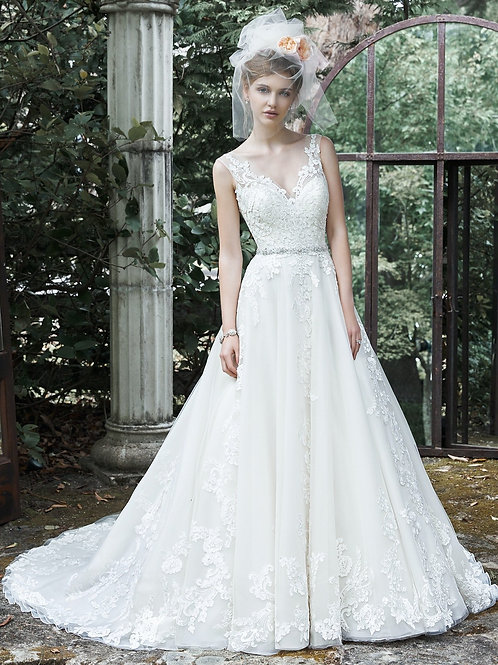 SYBIL BY MAGGIE SOTTERO/ SIZE12