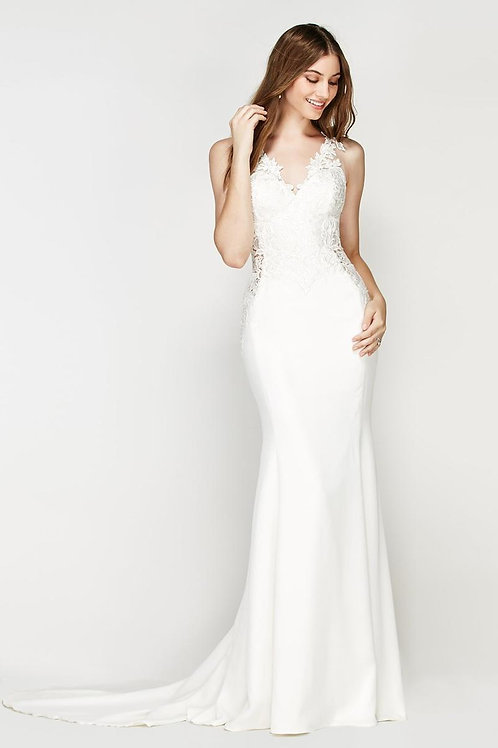 CARACAS BY WILLOWBY WEDDING GOWN/ SIZE 6