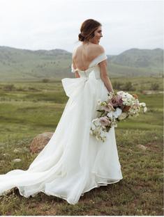 Kasinee's Wedding in Watters Gown
