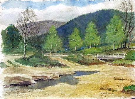 Creek and Bridge.JPG