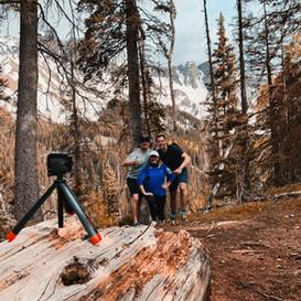 Tripod Colorado Rocky Mountain National