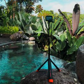 nugrip-tripod-DJI Osmo Action camera-pri