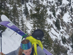 A Lesson in Judgment From the Y Couloir
