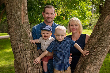 Family and Portrait Photographer Penrith