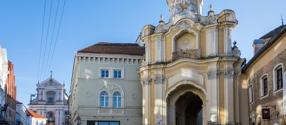 Itališki ir itališkai-šveicariški pėdsakai Lietuvoje