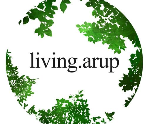 LIVING ARUP LOGO