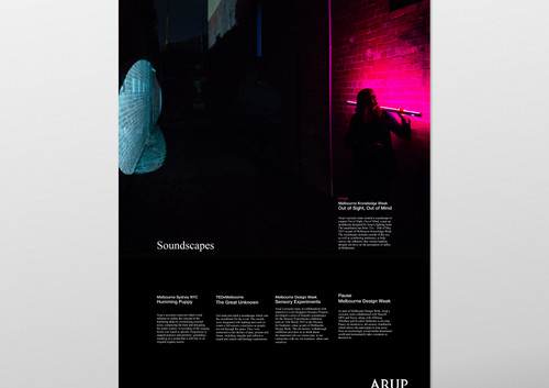 ARUP ACOUSTICS 20 YEARS