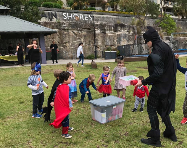 Batman Super Hero Party