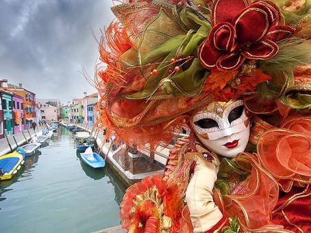 Italian Carnevale Inspiration