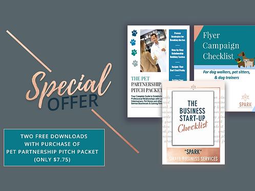Pet Startup Bundle