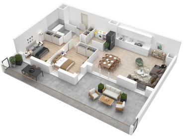 Projet VINCI Immobilier - Agate