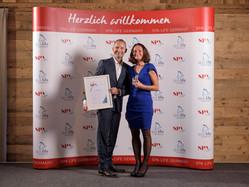 DAS GRASECK und GAP PREVENT gewinnen SPA Star Awards 2021
