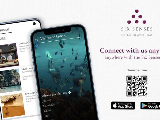 Six Senses launcht eigene App: Inspiration, Buchung und individueller Service per Knopfdruck