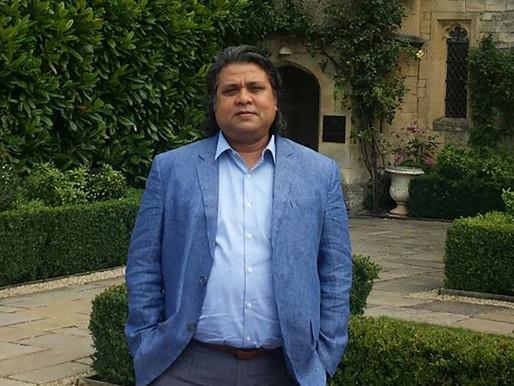 Der visionäre Hotelier Salil Panigrahi erhält Indiens höchste Auszeichnung