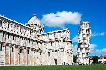 Cathédrale et Tour de Pise