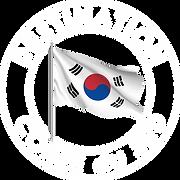 Tampon destination Corée du Sud_drapeau.