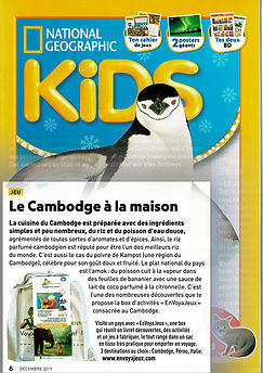 National Geographic Kids_décembre 2019