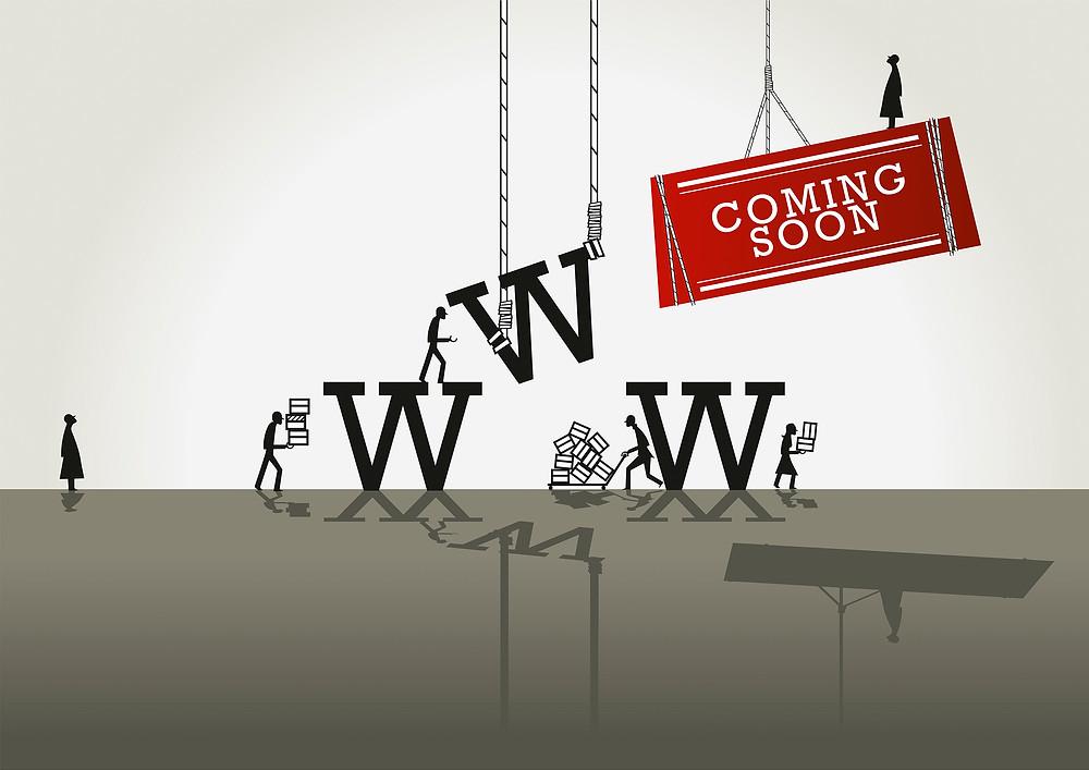 Site internet en construction