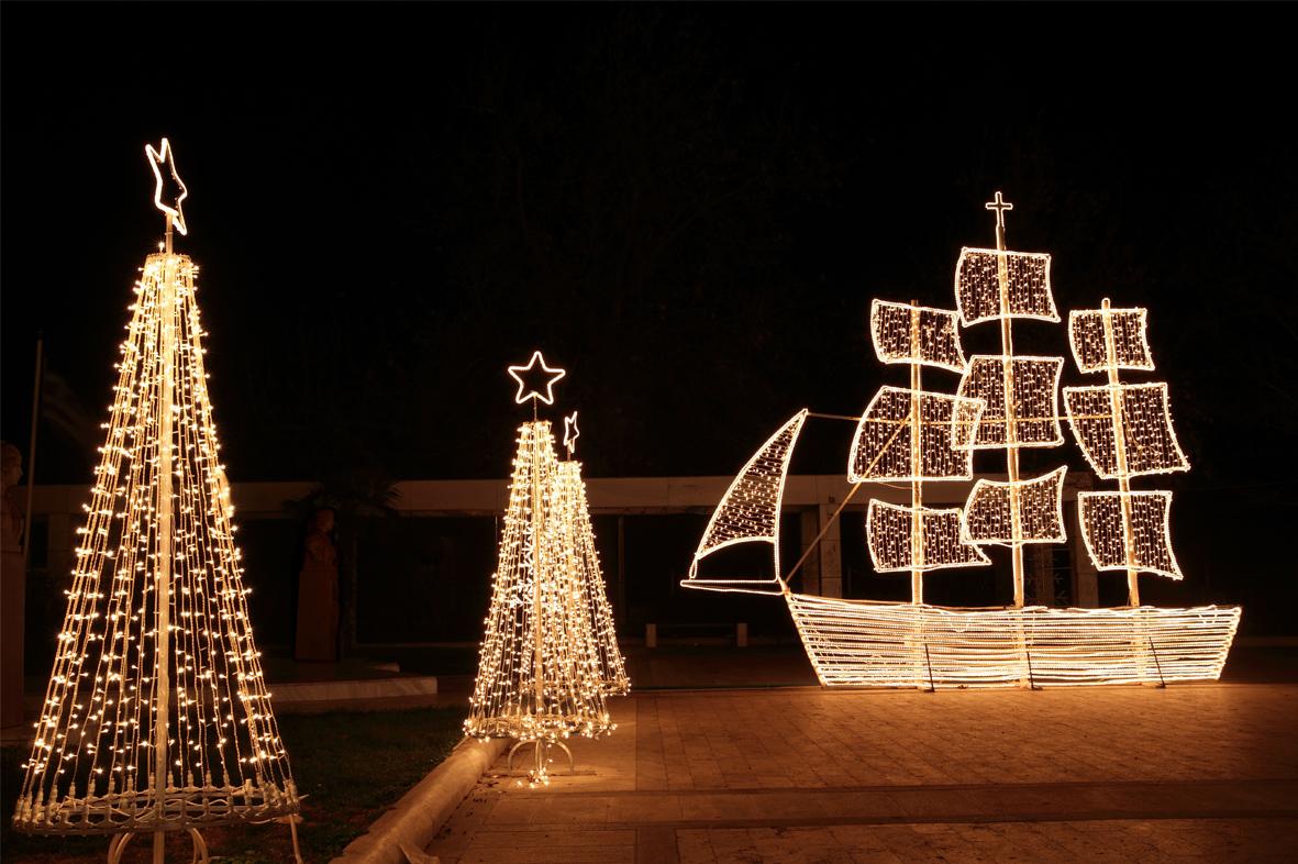 Noël en Grèce