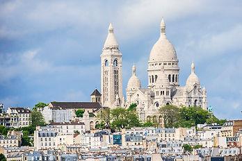 La basilique du Sacré-Cœur à Montmartre - Paris