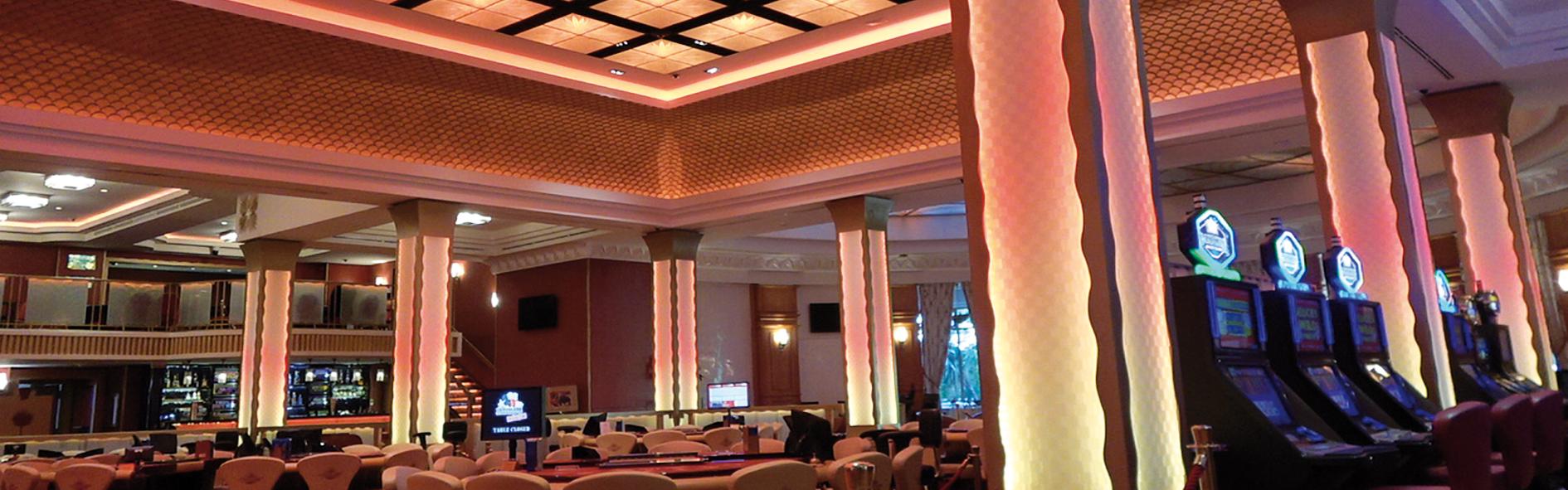 Casino LA MAMOUNIA (Marrakech)
