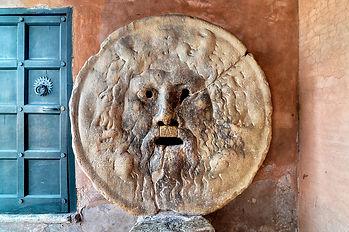 La Bouche de la Vérité - Rome