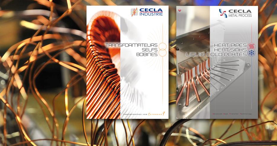 CECLA - Plaquettes Entreprises