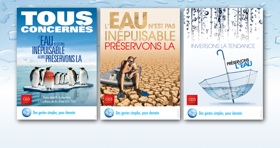 CEA - Campagne Affichage