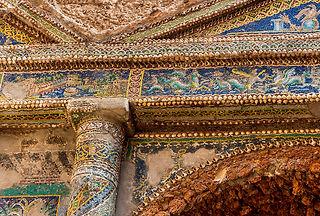 Pompéi - Mosaïques