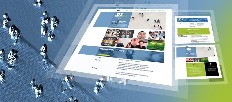 d3go - Un tout nouveau site pour vous former !